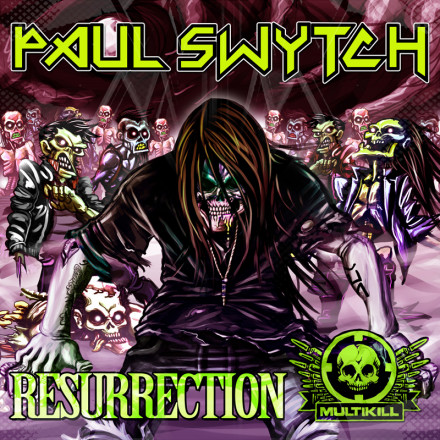 MKR002 PAUL SWYTCH – RESURRECTION E.P.
