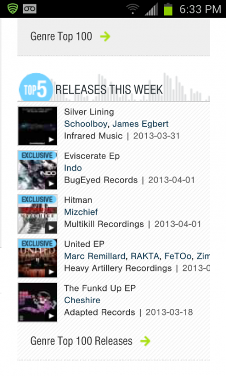 MIZCHIEF AT #3 ON BEATPORT GLITCH HOP CHART