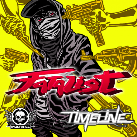 "TIMELINE'S ""FATALIST E.P."" OUT NOW !!!"