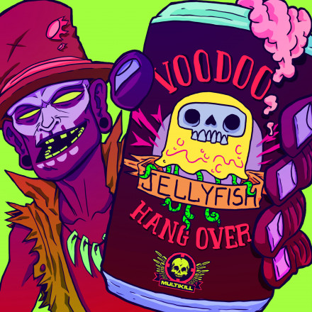 "VOODOO HANGOVER ""JELLYFISH"" OUT NOW !!!"