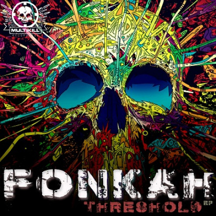 MKR020 FONKAH – THRESHOLD E.P.