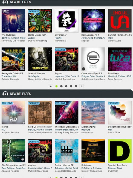 Front Page Beatport Love !! Imperium Code: Pandorum Cruel Reaction 1.8.7. Deathstep
