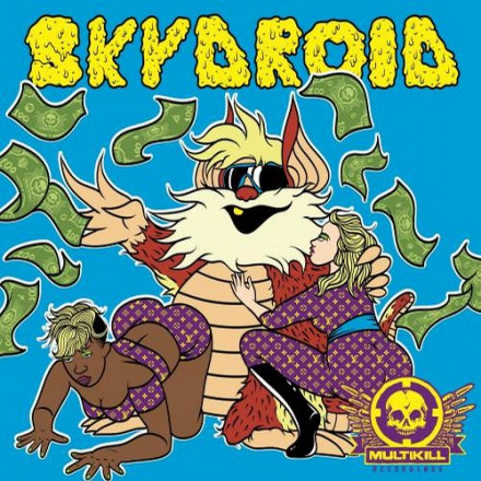 SOBERTS AND SKYDROID BASSIC BITCHES OUT NOW!!!
