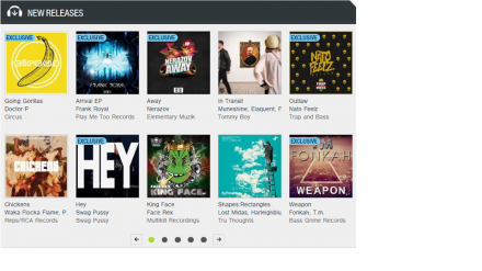 Front Page Beatport love Face Rex