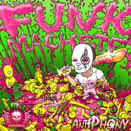 ANTIPHONY FUNK MACHETE OUT NOW!!!