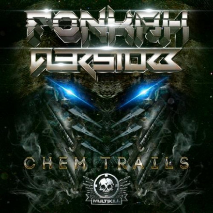 Fonkah, Alerstorm CHEM TRAILS OUT NOW!!!
