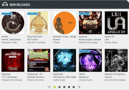 Beatport !! Richie August AlphaBit