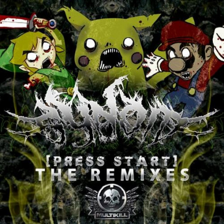 "PRESS START ""THE REMIXES"""