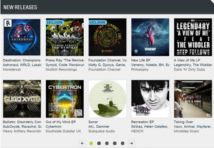 Front Page Love  Beatport!