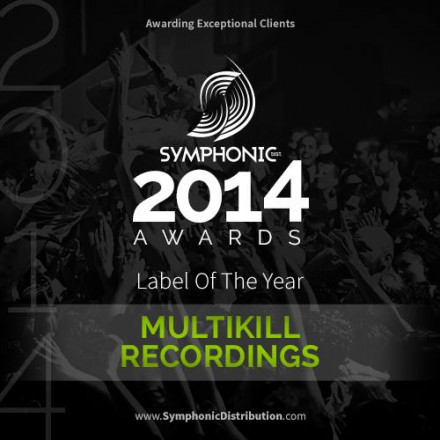 """Label Of The Year"" Award!!!"