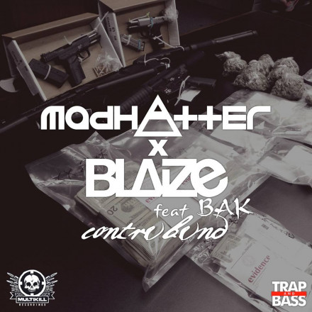 BIG ONE from Madhatter, Blaize BAK Trap and Bass !