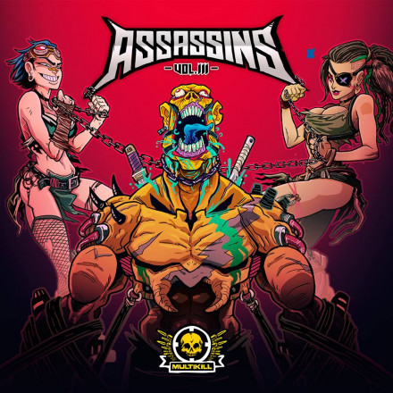 Assassin Vol. 3 Is OUT NOW !!! Exclusively at Beatport !!