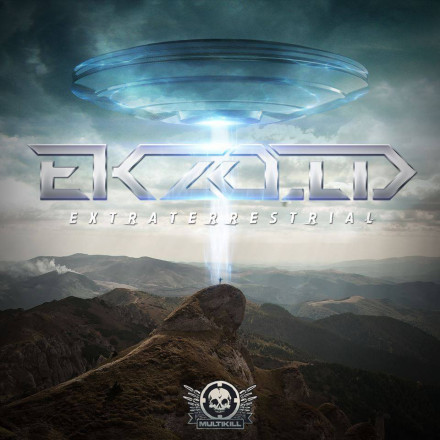 "EKZOID's new EP ""Extraterrestrial"" Out Now. Containing Massive tracks and collabs with Chemface and Mechanical Pressure !!!"