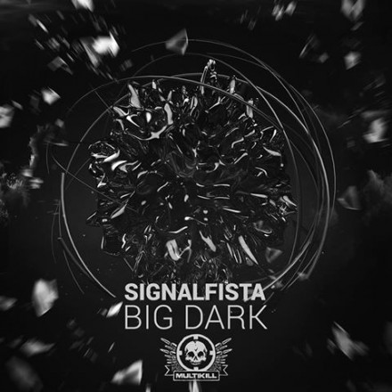 "Nasty Nuero Bizz right here !!! Long awaited SIGNALFISTA's ""Big Dark"" Along side very special collab with The Cenobites ""Wall Street"" OUT NOW !!!"