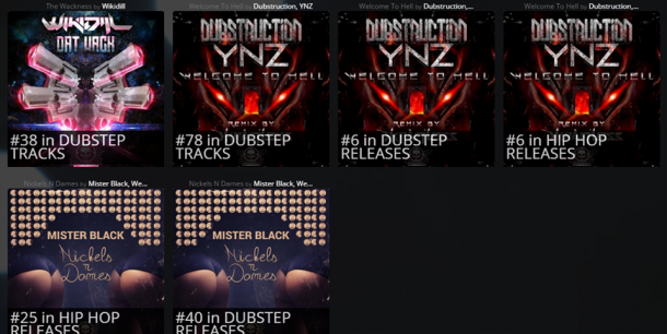 Dubstruction @ynzmusic Kraftloss Mister Black Wikidill
