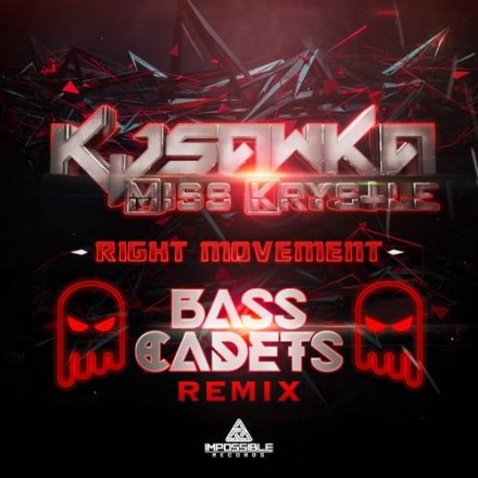 Check Out our friends BASS CADETS new remix on IMPOSSIBLE RECORDS !!!