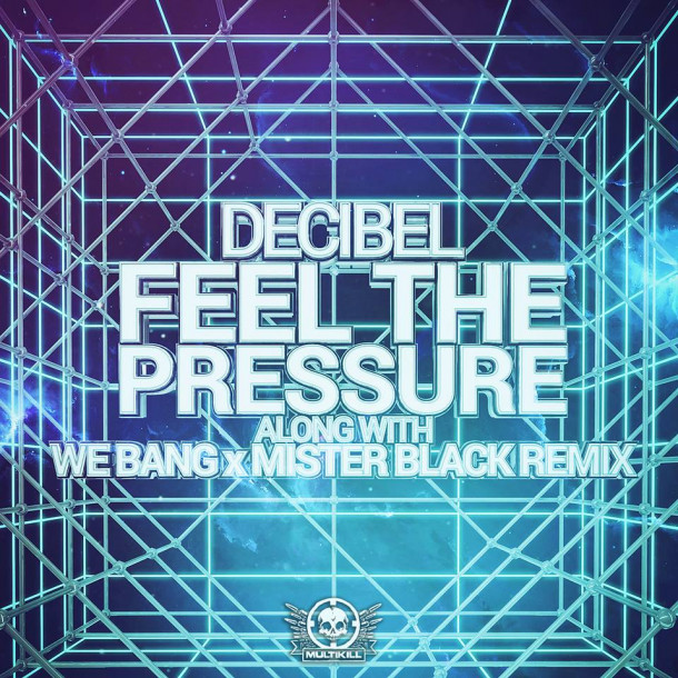 "Shouts out to Trackitdown for featuring Decibel's ""Feel The Pressure"""