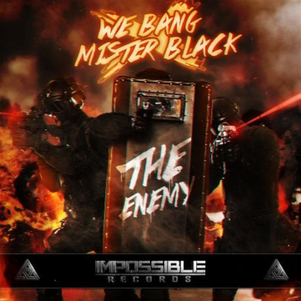 Check Out our good friends We Bang x Mister Black debut release on IMPOSSIBLE RECORDS OUT TODAY!! GO GET IT !!!