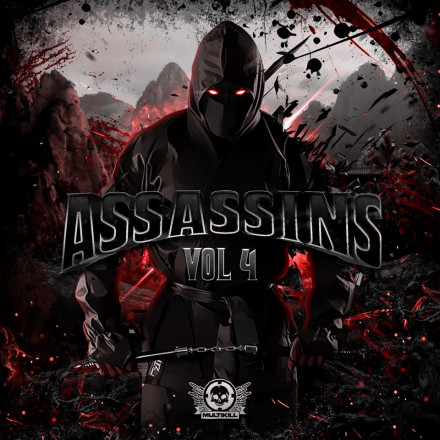 Assassins Vol. 4 OUT NOW!!!
