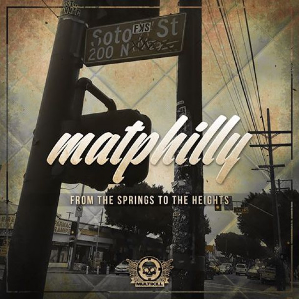 "matphilly's new 3 track release ""From The Springs To The Heights"" OUT NOW!!!"