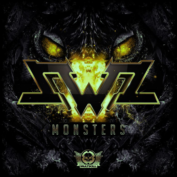 "ZWZ's Enormus BIG 3 track release ""Monsters"" is Out Today!!! Go Get It!!!"