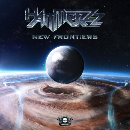 "HammerZz latest 4 track E.P. ""New Frontiers"""