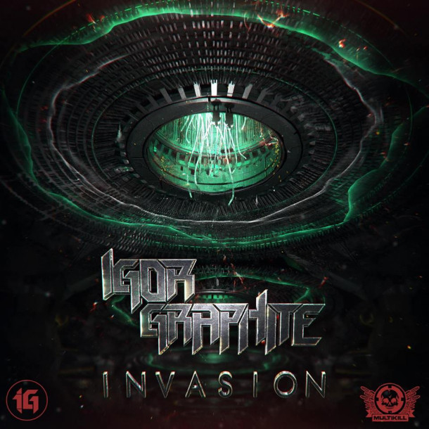 Igor Graphite new E.P. INVASION OUT NOW!!!
